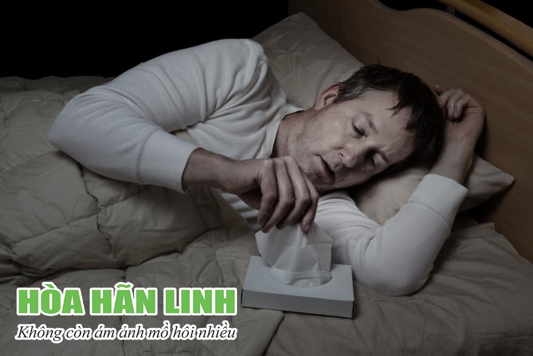 Ra nhiều mồ hôi khi ngủ mặc dù trời lạnh có thể là dấu hiệu cảnh báo nhiều bệnh